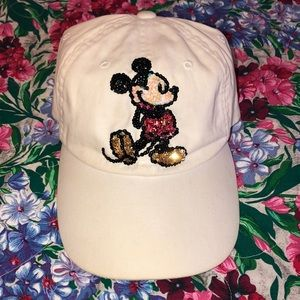 Used Mickey Mouse Cap